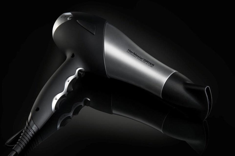 Професійний фен для волосся HairMaster Dryer x1b. 8ca1afdbe5d69